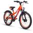 s'cool troX urban 20 7-S - Vélo enfant - alloy orange